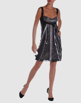Paola frani Women - Dresses - Short dress Paola frani on YOOX