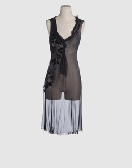 ALBERTA FERRETTI Women - Dresses - 3/4 length dress ALBERTA FERRETTI on YOOX :  alberta ferretti dress women clothing