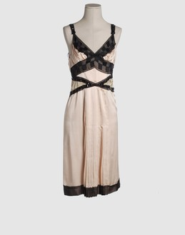 ALBERTA FERRETTI Women - Dresses - 3/4 length dress ALBERTA FERRETTI on YOOX