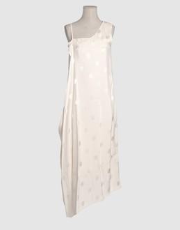 YOHJI YAMAMOTO NOIR - Long dresses - at YOOX.COM