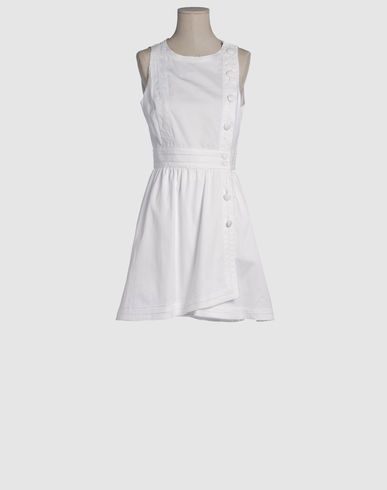 KARL LAGERFELD Women - Dresses - Short dress KARL LAGERFELD on YOOX :  karl lagerfeld women womens summer
