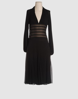 JEAN PAUL GAULTIER FEMME - 3/4 length dresses - at YOOX.COM