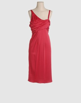 JOHN GALLIANO - 3/4 length dresses - at YOOX.COM