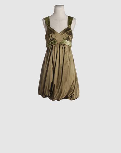 GALLIANO Women - Dresses - Short dress GALLIANO on YOOX