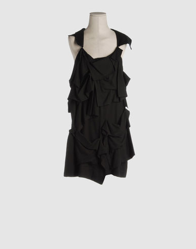 HUSSEIN CHALAYAN Women - Dresses - 3/4 length dress HUSSEIN CHALAYAN on YOOX :  hussein chalayan dress