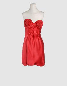 ERMANNO SCERVINO - Short dresses - at YOOX.COM