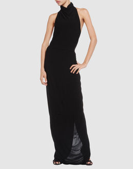 ROBERTO CAVALLI - Long dresses - at YOOX.COM