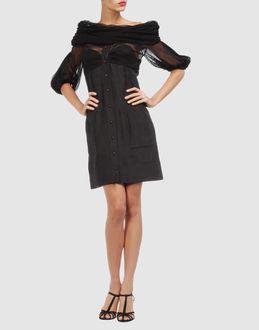 ALBINO - Short dresses - at YOOX.COM