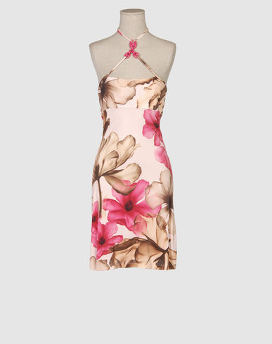 VERSACE Women - Dresses - Short dress VERSACE on YOOX