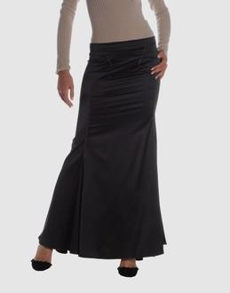 JUST CAVALLI Women - Skirts - Long skirt JUST CAVALLI on YOOX