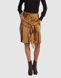 ALBERTA FERRETTI Women - Skirts - 3/4 length skirt ALBERTA FERRETTI on YOOX