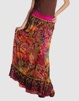 TIZIANO MAZZILLI - Long skirts - at YOOX.COM