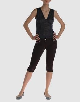 Byblos - Pantalons Pantalon corsaires. La meilleur selection de Byblos sur YOOX.COM: Mode & Design