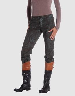 Subtle Print Pants