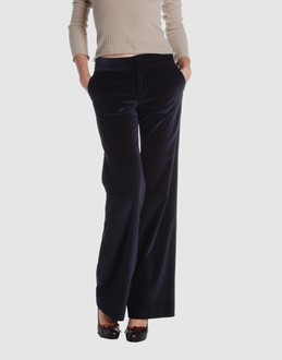 MARC BY MARC JACOBS Women - Pants - Low-rise pants MARC BY MARC JACOBS on YOOX :  pants yoox navy velvet