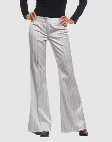 VERSACE Women Pants Dress pants VERSACE on YOOX from yoox.com