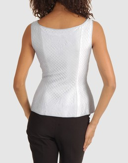 Alexander McQueen - Top from yoox.com