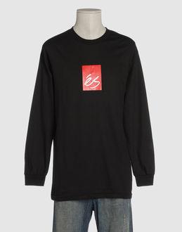 'ES - TOPS - T-shirts manches longues sur YOOX.COM