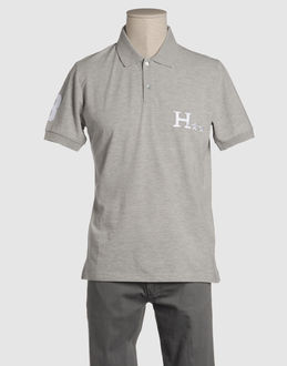 HUSKY TOPWEAR Polo shirts on YOOXCOM