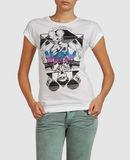 55DSL - CAMISETAS Y TOPS - Camisetas de manga corta en YOOX.COM