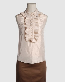 CHLOE' Women - Shirts - Blouse CHLOE' on YOOX :  blouse designer chloe women