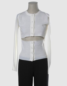 Martin margiela 6 Women - Sweaters - Twin set Martin margiela 6 on YOOX from yoox.com