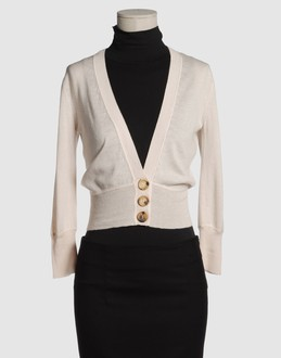 CHLOE' Women - Sweaters - Cashmere sweater CHLOE' on YOOX :  luxury designer cardigan chloe