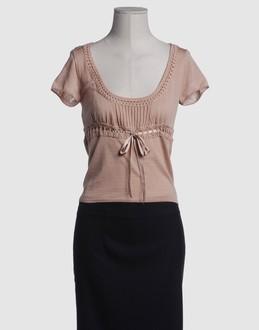 ALBERTA FERRETTI Women - Sweaters - Short sleeve sweater ALBERTA FERRETTI on YOOX