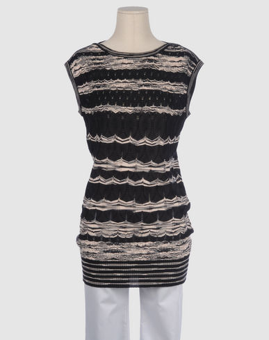 M MISSONI Women - Sweaters - Sleeveless sweater M MISSONI on YOOX from yoox.com