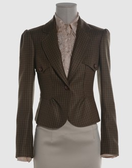 SEE BY CHLOE' Women - Coats & jackets - Blazer SEE BY CHLOE' on YOOX :  shopping see virgin wool top label