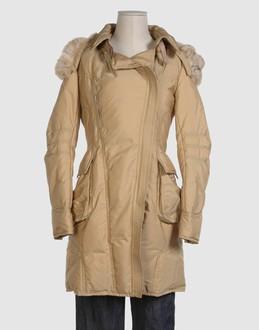 Ermanno scervino Women - Coats & jackets - Down jacket Ermanno scervino on YOOX