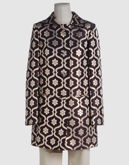 Pollini Women - Coats & jackets - Full-length jacket Pollini on YOOX :  jacket coat pollini geometric