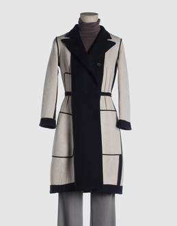 MARNI Women - Coats & jackets - Full-length jacket MARNI on YOOX