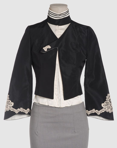 DOLCE & GABBANA Women - Coats & jackets - Blazer DOLCE & GABBANA on YOOX :  blazer dolce and gabbana