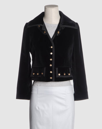 DOLCE & GABBANA Women - Coats & jackets - Blazer DOLCE & GABBANA on YOOX :  blazer dolce and gabbana jackets coats