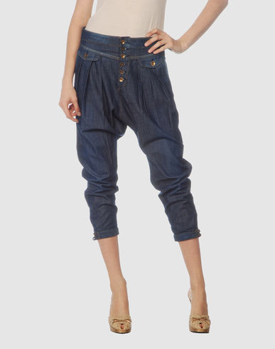WE ARE REPLAY Women - Denim - Jeans WE ARE REPLAY on YOOX :  jean 2009 summer crop