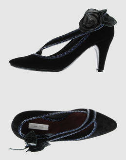 Marc jacobs - Footwear - Closed-toe slip-ons Marc jacobs on YOOX :  jacobs womens designer shoes velvet womens