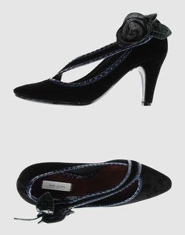 Marc jacobs - Footwear - Closed-toe slip-ons Marc jacobs on YOOX