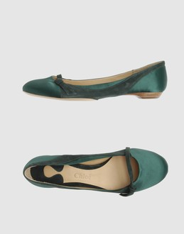Chloe' - Footwear - Ballet flats Chloe' on YOOX