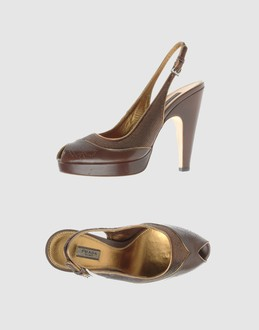 Prada Women - Footwear - Wedge Prada on YOOX