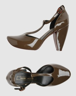 MARC JACOBS Women - Footwear - Wedge MARC JACOBS on YOOX :  wedges leather women shoes