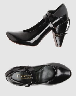 MARC JACOBS Women - Footwear - Closed-toe slip-ons MARC JACOBS on YOOX :  platform marc jacobs ankle banana heel