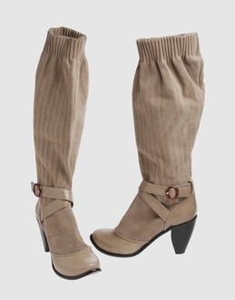 MARC JACOBS Women - Footwear - Boots MARC JACOBS on YOOX :  suede leather women accessories