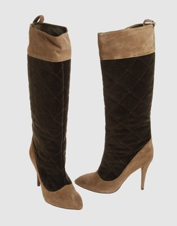 VIKTOR & ROLF Women - Footwear - Boots VIKTOR & ROLF on YOOX :  suede women accessories boots