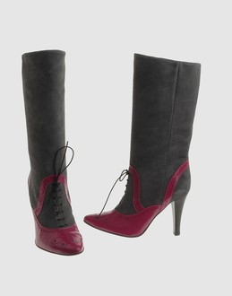 PATRIZIA PEPE Women - Footwear - Boots PATRIZIA PEPE on YOOX :  leather women accessories boots