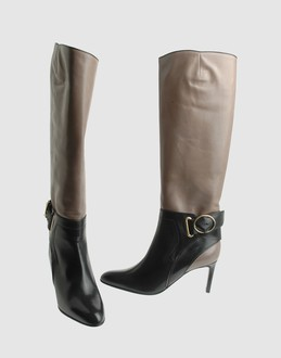 BRUNO FRISONI Women - Footwear - Boots BRUNO FRISONI on YOOX :  bruno frisoni leather women accessories