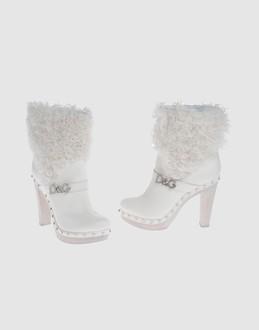 D&g Women - Footwear - Ankle boots D&g on YOOX
