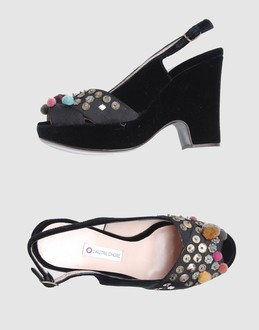 L' autre chose Women - Footwear - Slingbacks L' autre chose on YOOX