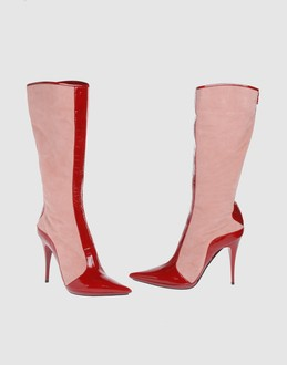 Casadei Women - Footwear - Boots Casadei on YOOX :  pointed toe casadei retro heels