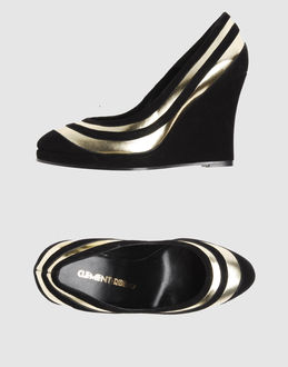 CLEMENTS RIBEIRO Women - Footwear - Wedge CLEMENTS RIBEIRO on YOOX